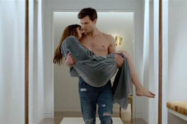 Film Review for 'FIFTY SHADES OF GREY'