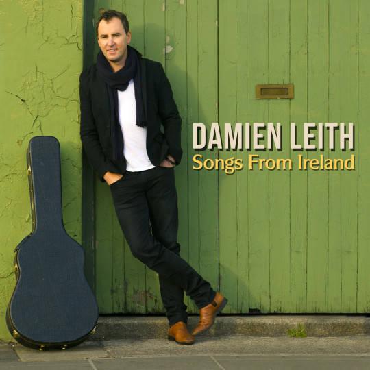 Damien Leith 'Songs From Ireland' Album Alrtwork