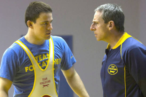 Film Review for 'FOXCATCHER'