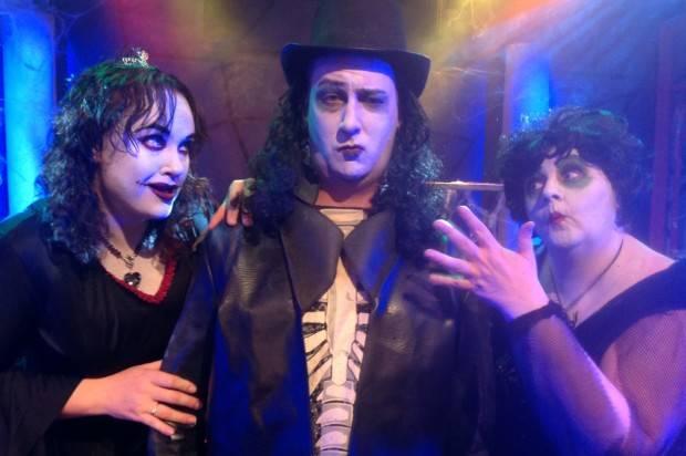 Cabaret is not Dead…… It's Dead Funny!