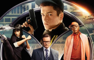 FILM REVIEW FOR 'KINGSMAN: THE SECRET SERVICE'