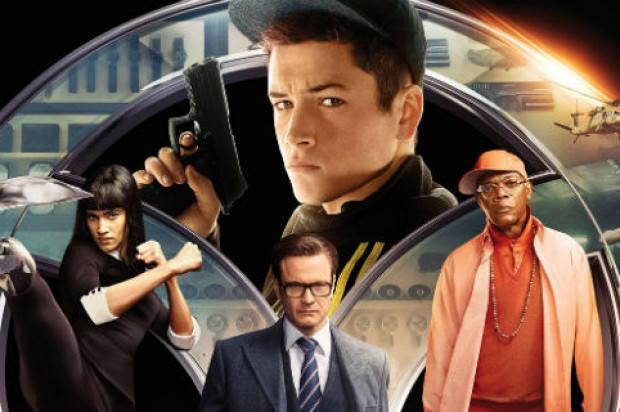 FILM REVIEW FOR 'KINGSMAN: THE SECRET SERVICE'