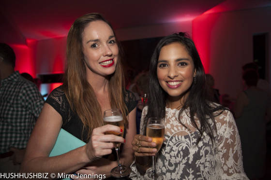 Caitlin Siostrom and Shakila Hand