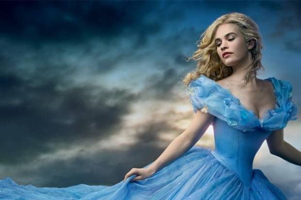 Film Review for Cinderella!
