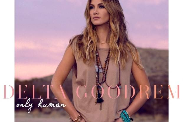 DELTA GOODREM RELEASES NEW SINGLE 'ONLY HUMAN'