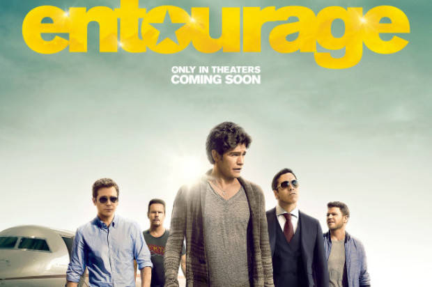 ENTOURAGE ARE BACK IN FULL FEATURE FILM