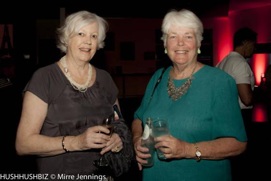 Jen Ahearn and Kath Landsdowne
