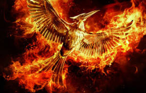 'The Hunger Games: Mockingjay Part 2' Teaser Poster and Logo Released