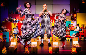 Toys Return Home to QPAC