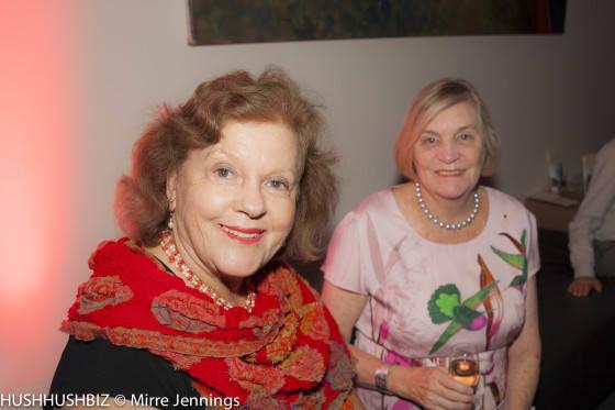 Sallyanne Atkinson and Joan Scott