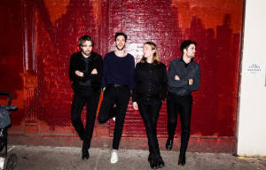 The Vaccines announce new album 'English Graffiti'