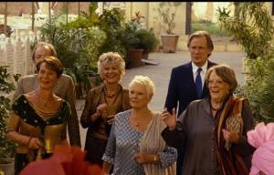 Cinema Release The Second Best Exotic Marigold Hotel.
