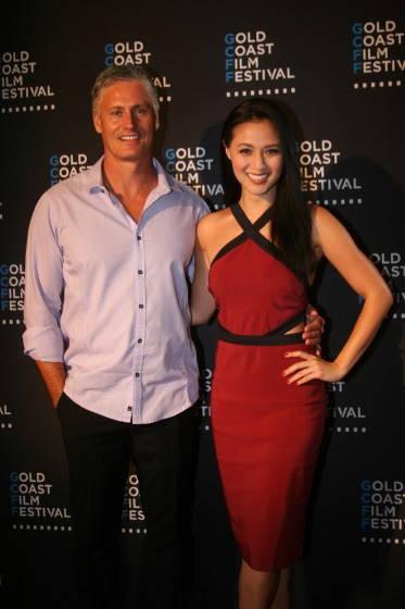 Dwaine Stevenson, Grace Huang