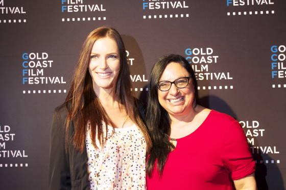 Jodie Lee and Caroline Russo
