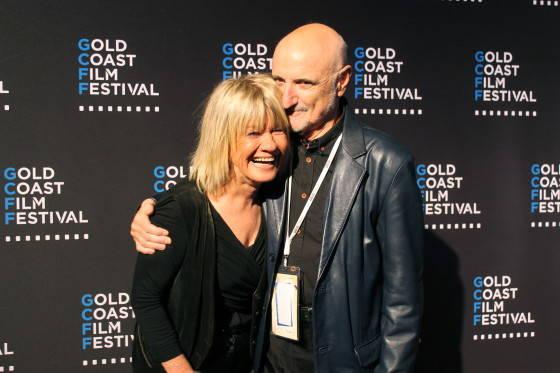 Margaret Pomeranz and Alan Finney