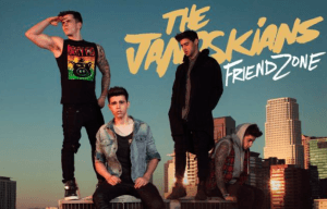 THE JANOSKIANS RELEASE NEW SINGLE 'FRIEND ZONE'