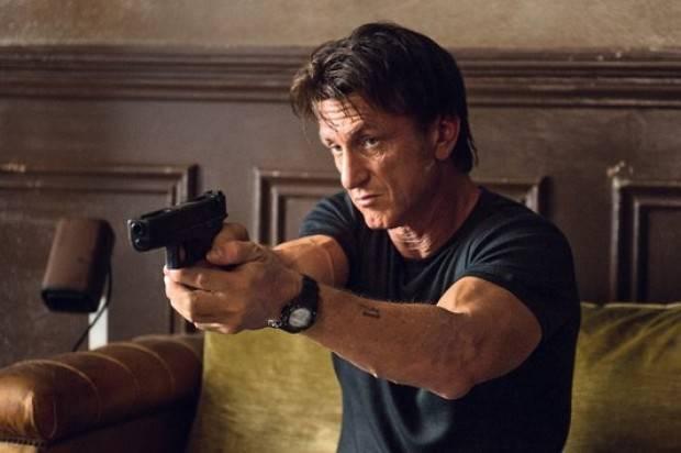 FILM REVIEW: 'THE GUNMAN'