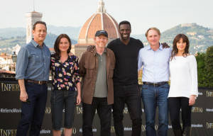 RON HOWARD TO DIRECT 'INFERNO'