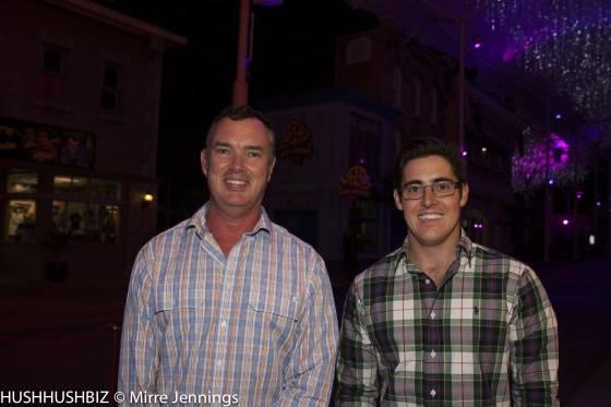 John Donalds and Alex Uribe