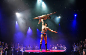 LA SOIRÉE OPENS WITH A BANG AT QPAC