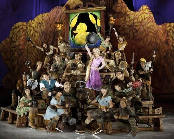 Rapunzel Group Shot