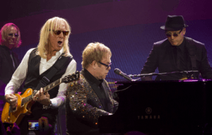 "ELTON JOHN & HIS BAND RETURN TO AUSTRALIA ""ALL THE HITS TOUR"""