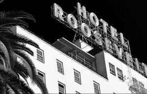 FAMED LOS ANGELES HOTEL, THE HOLLYWOOD ROOSEVELT UNDERGOES $25 MILLION RENOVATION LED BY YABU PUSHELBERG