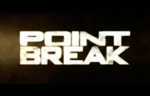 'POINT BREAK' TRAILER DEBUT