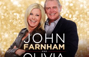JOHN FARNHAM AND OLIVIA NEWTON-JOHN 'TWO STRONG HEARTS LIVE' SET FOR RELEASE FRIDAY JUNE 26TH