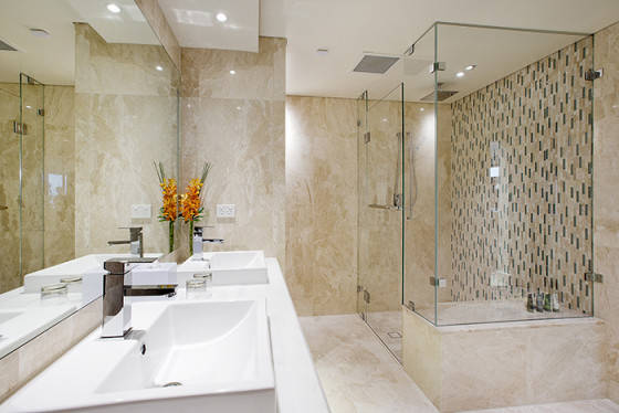 Suite Bathroom (2) - Indicative Image Only