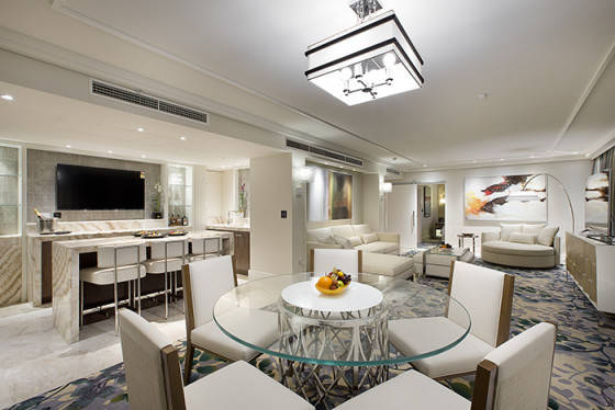 Suite Dining - Indicative Image Only