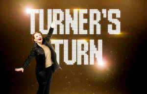 GERALDINE TURNER IN TURNER'S TURN