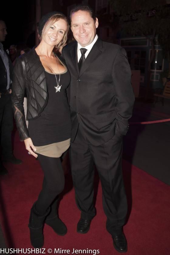 Tania Elizabeth and Anthony Sherrratt