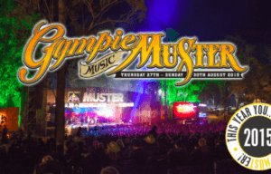OFFICIAL LAUNCH OF THE GYMPIE MUSIC MUSTER