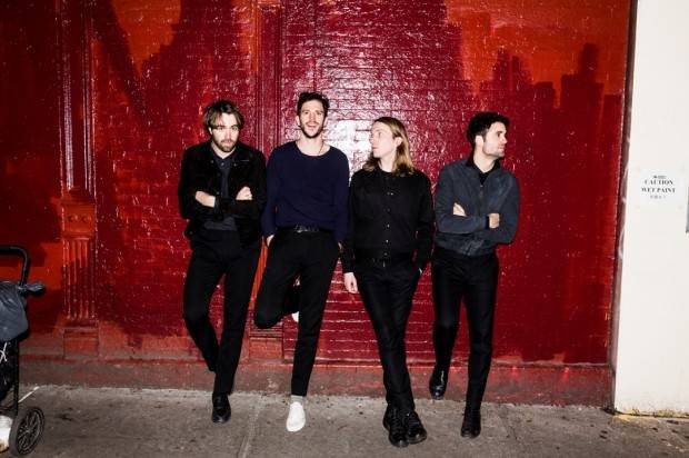 THE VACCINES RELEASE THEIR NEW ALBUM 'ENGLISH GRAFFITI' TODAY!