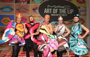 M.A.C CELEBRATES THE ART OF THE LIP