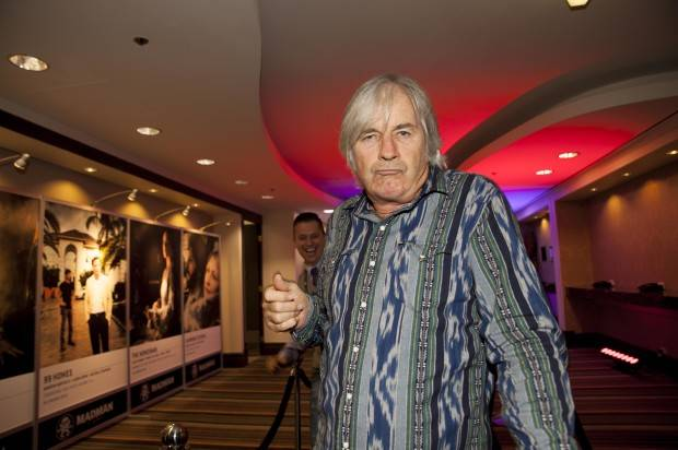 ACTOR JOHN JARRATT  HEADLINES THE  QLD FILM TV EVENTS JUNE 30TH