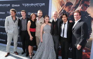 STARS OF 'TERMINATOR: GENISYS' STEP OUT FOR THE LA PREMIERE
