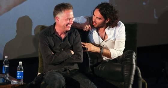 Russell Brand & Michael Winterbottom