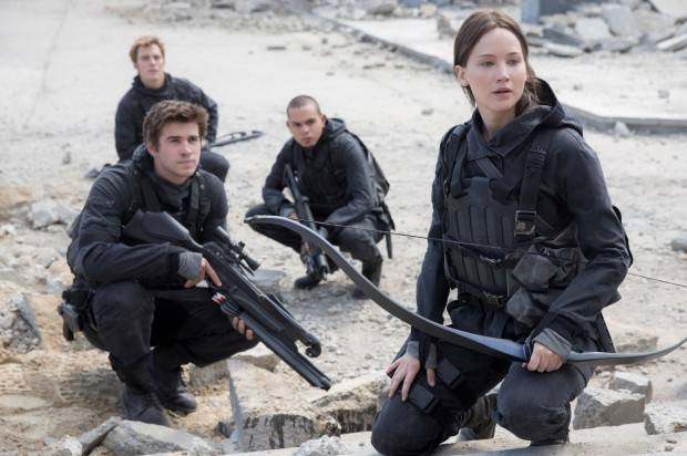 THE HUNGER GAMES: MOCKINGJAY – PART 2 TEASER TRAILER