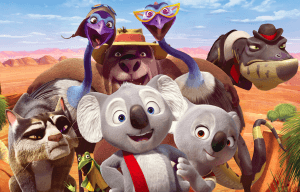 NEW TRAILER AND POSTER TO 'BLINKY BILL THE MOVIE'