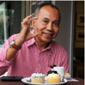 """""""Using ingredients like tempe, which actually has much stronger nutritional properties than tofu, Indonesian food has a unique opportunity to  contribute to the healthy food movement. We need to shift away from the perception that Indonesian food isn't healthy and embrace the many elements of our national cuisine that are.""""  Food Journalist Bondan Winarno"""