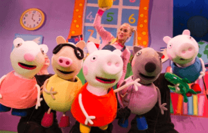 PEPPA PIG LIVE IN AUSTRALIA 2015 – THE BIG SPLASH TOUR 2015