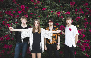 WOLF ALICE DEBUT ALBUM – MY LOVE IS COOL OUT TODAY