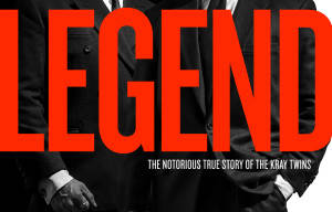 'LEGEND' STARRING TOM HARDY AND EMILY BROWNING OFFICIAL TRAILER DEBUT