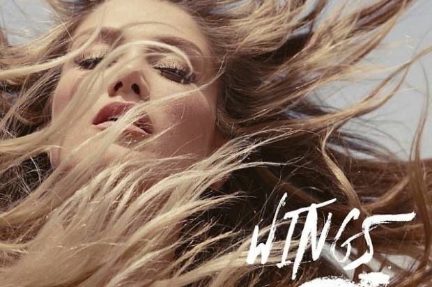 DELTA GOODREM TO RELEASE NEW SINGLE 'WINGS'