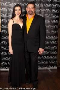 Salvatore Merenda and Belinda Romero