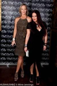 Sharon Jaklofsky and Yvonne Li
