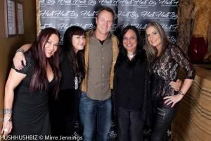Yvonne Li, Mirre Jennings Steve Nation , Caroline Russo, Susan Austin