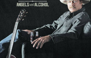 ALAN JACKSON ANNOUNCES BRAND NEW STUDIO ALBUM 'ANGELS AND ALCOHOL'